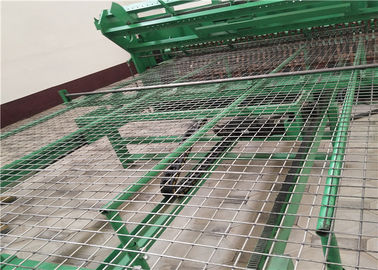 Plc Construction Welded 2m Automatic Wire Mesh Welding Machine