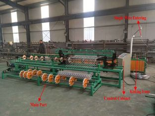 Automatic Wire Fence Machine Fast Easy Operating High Capacity 20-150M2/H
