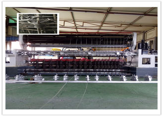 PLC Control 2.4m Width Fixed Knot Fence Machine